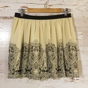 AEO flowy mini skirt